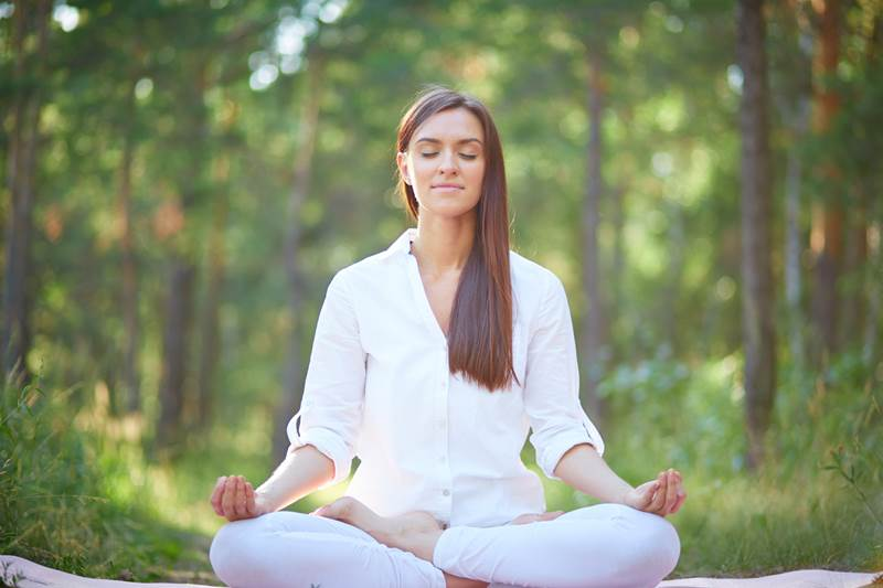 Joga vežbe meditacije