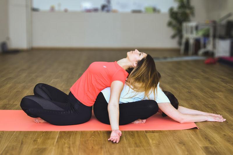joga za dvoje