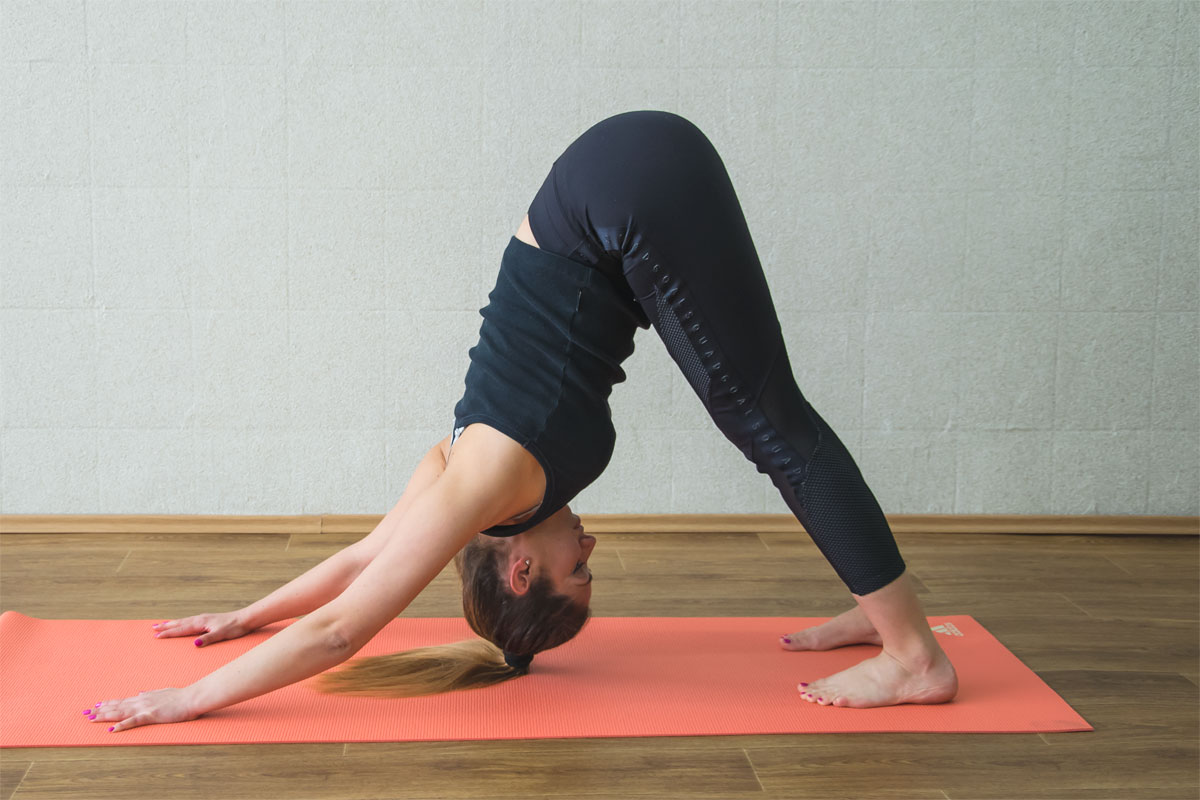 joga poza